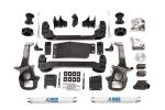 Kit elevacion BDS Air Ride Kit 10.16 cm Dodge Ram 1500 4WD 13-16 - Kit Completo