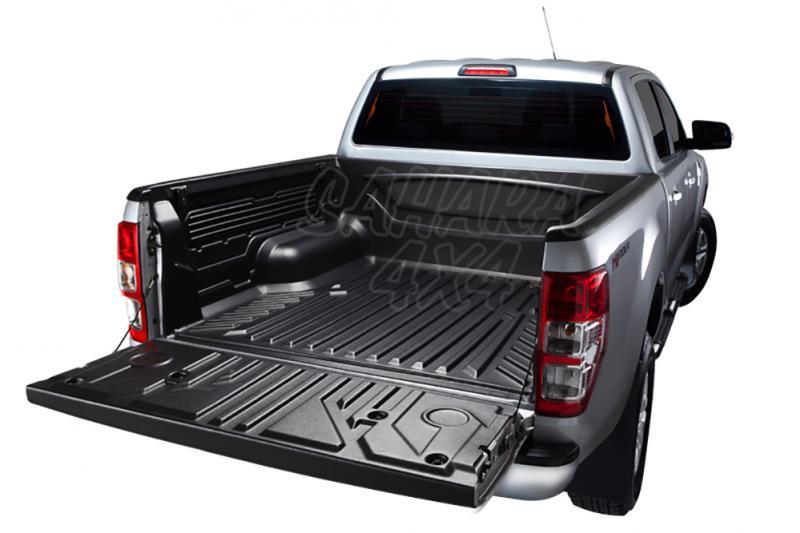 Bedliner (forro de caja) en ABS para Nissan NP300 2008- - Para Doble cabina