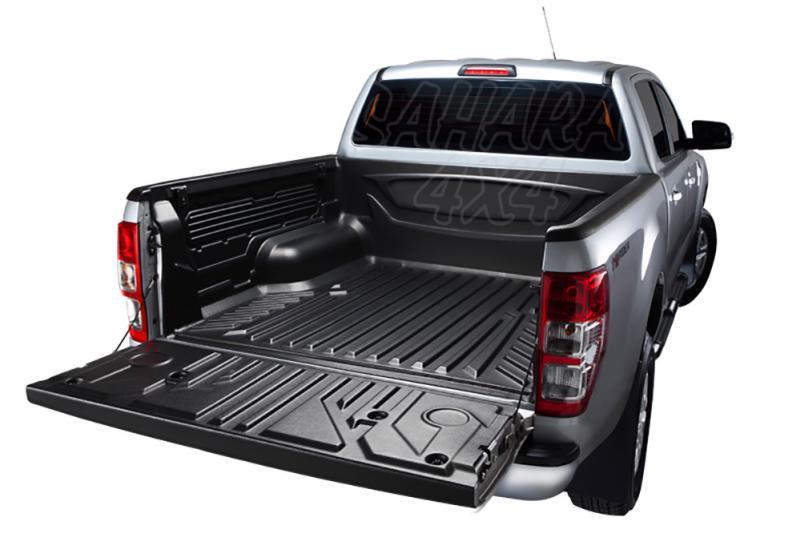 Bedliner (forro de caja) en ABS para Mitsubishi L-200/Fiat Fullback 2016- - Para Doble cabina.