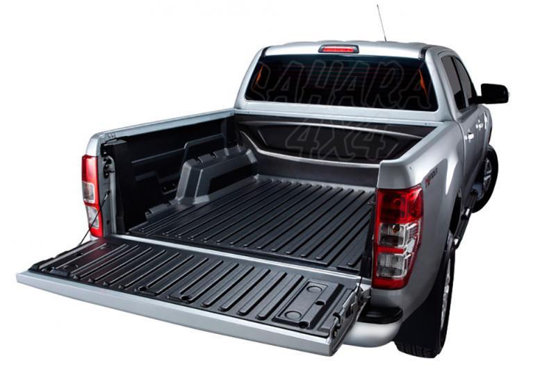 Bedliner (forro de caja) en ABS, sin bordes (doble cabina) para Ford Ranger/Mazda BT-50 06-12  -