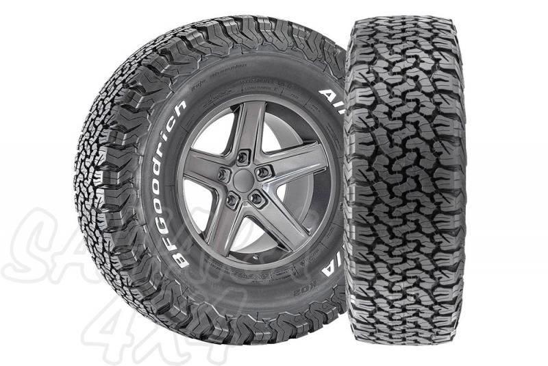 265/70R16 121/118S BF Goodrich All Terrain T/A® KO2