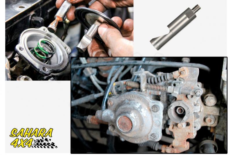 Boost pin para Land Rover Defender Discovery Range Rover 200 300 Tdi - Válido para motores 200 tdi y 300 tdi*