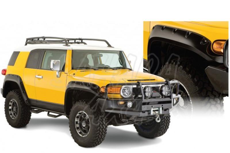 Aletines BUSHWACKER - Toyota FJ Cruiser  -