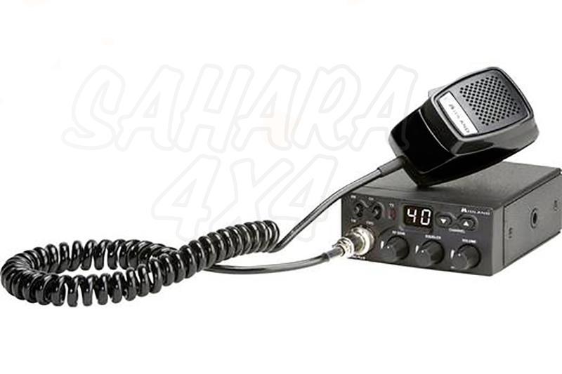 Emisora Midland M Zero Plus 40Ch AM/FM - Emisora 27mhz Multi