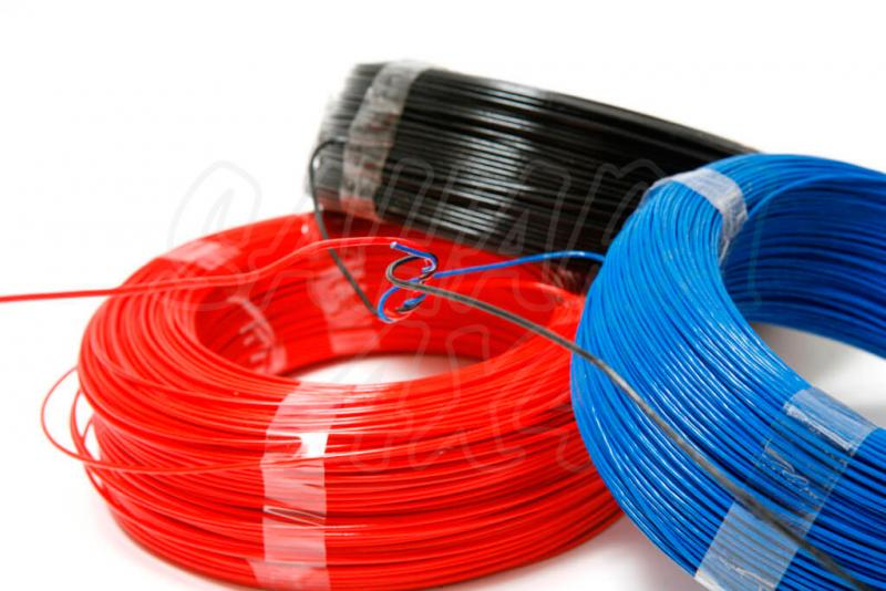 Cable Electrico 10 mts x 1.5mm  - Diferentes colores.