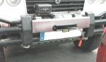 Protectores de Bajos Santana Anibal 2000-2005 - Disponible: Cubrecárter, Cubretransfer, Cubredepósito o Cubregrupo delantero. (especificar producto y vehículo)