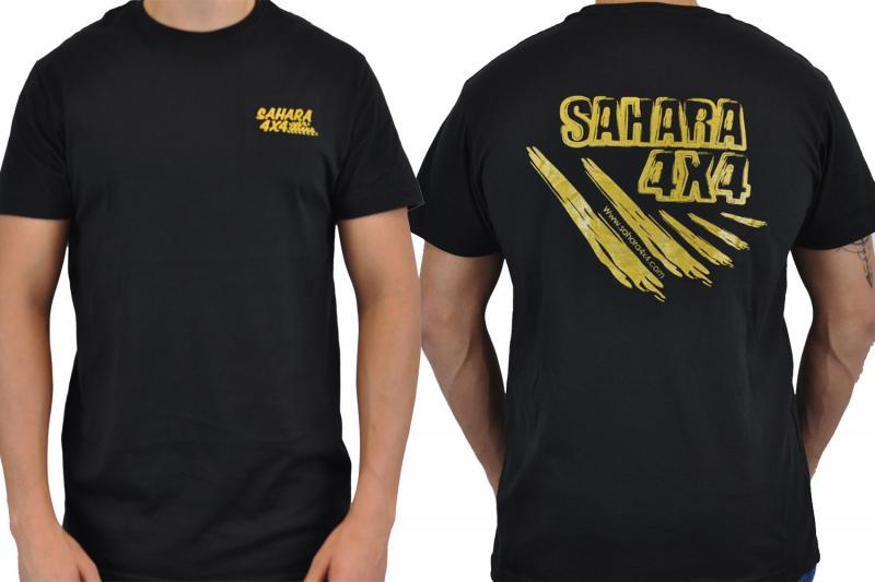 Camiseta Sahara 4x4 Gold edition - Camiseta de alta calidad. 100 % algodon.