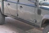 Estribos para gato Hi-lift Land Rover Defender 5 puertas - Modelos Defender 5 puertas