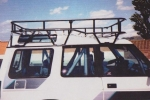 Baca Gran Expedición Land Rover Discovery I - PORTAEQUIPAJES GRAN CARGA MOD. (AFRICANA INTEGRAL) O MOD. (AFRICANA SOLO PARTE TRASERA)