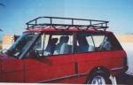 Baca Gran Expedición Range Rover - PORTAEQUIPAJES GRAN CARGA MOD. (AFRICANA INTEGRAL) MOD.90-