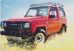 Baca Gran Expedición Daihatsu Rocky/Bertone I - PORTAEQUIPAJES MOD. FAMILIAR