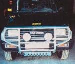 Cubrecarter Daihatsu Feroza - En acero de 3mm para Daihatsu Feroza