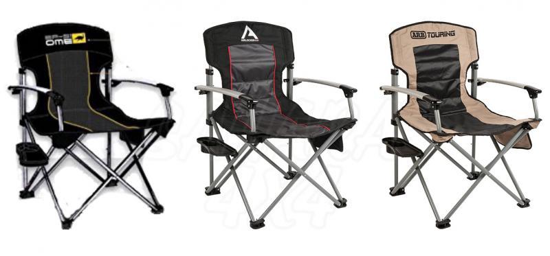 Silla ARB - Pulsa para seleccionar tu modelo de silla ARB Touring, BP 51 OME, Air Locker