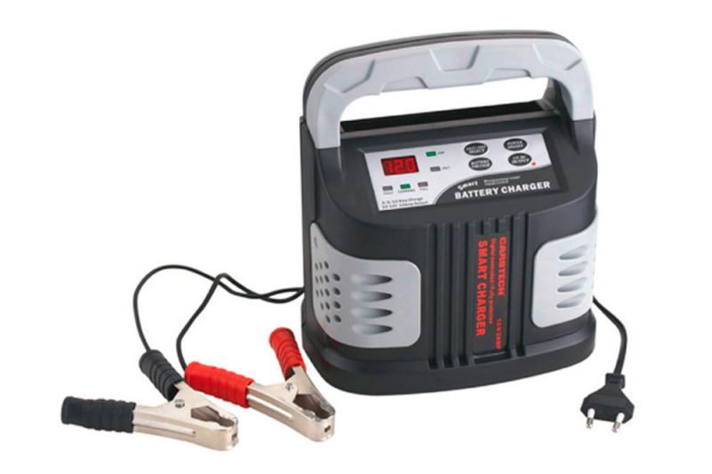 Cargador mantenedor de baterias 2/6/12 Amp ULTIMA GENERACION