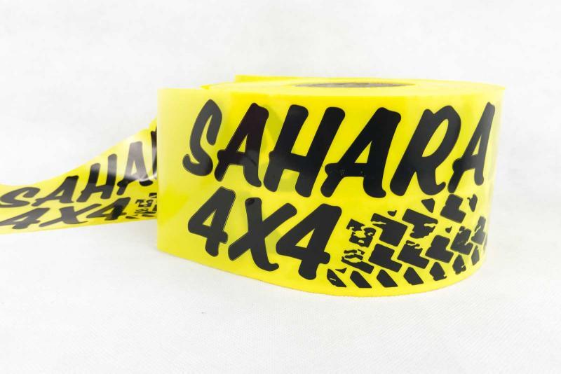 Cinta de marcar Sahara 4x4 (1 royo 250 metros)