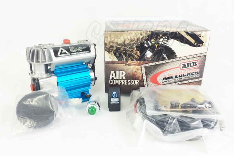 Compresor ARB para Bloqueo 12 v sin salida de aire CKSA12 - Valido solo para Bloqueos ARB. 13.4 LPM 200kPa