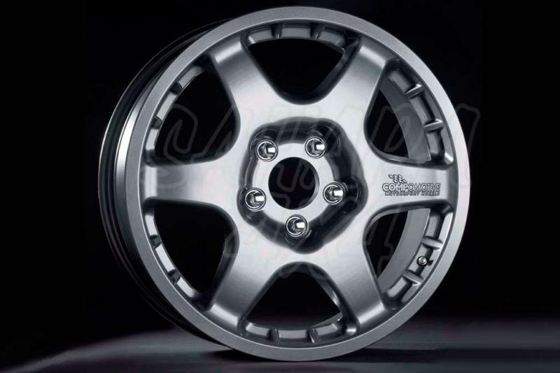 Llanta Compomotive Wheel 8x18 ET44 para Discovery 4 - Ya es posible instalar llantas de 18