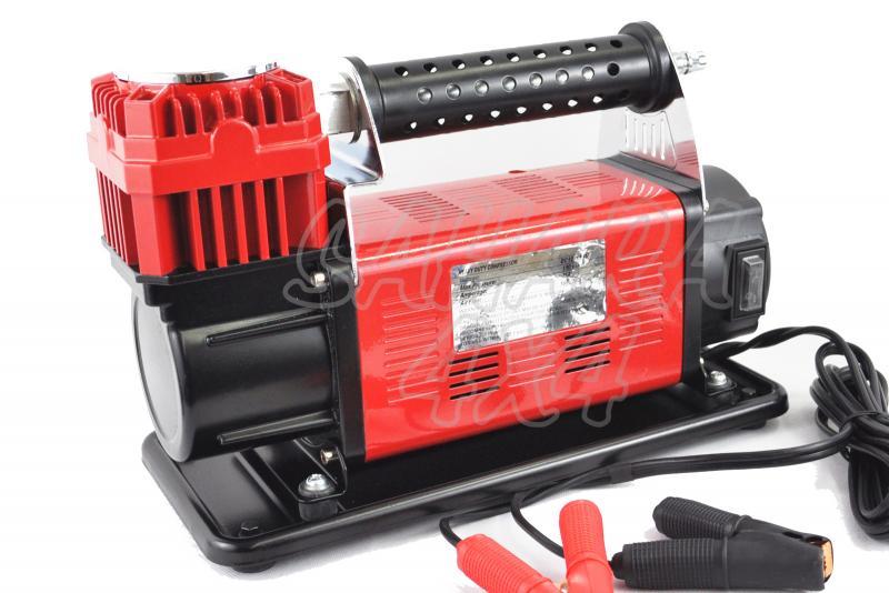 Compresor big bore 12v 160 l/min 150 psi - Compresor portátil listo para usar