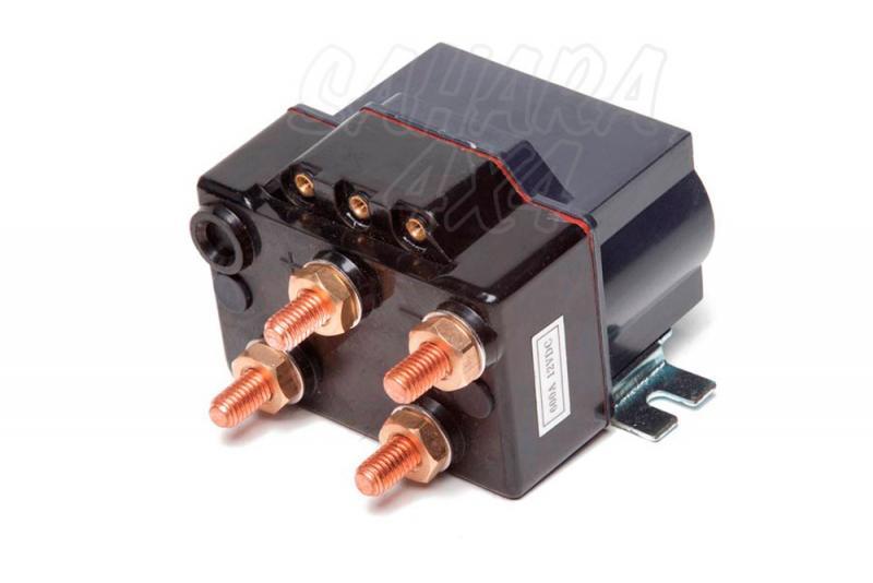 Rele reforzado para Cabrestante 600 Amp - Rele Reforzado 600Amp para Cabrestante,
