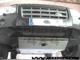 Protector de puente y grupo trasero Land Rover Freelander  - Fabricado en Acero 3mm (especificar modelo del vehículo)