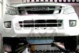 Cubrecarter y Cubrebajos Isuzu D-Max 2005-2012 - Disponible: Cubrecárter, Cubretransfer y cambio o Cubredeposito (especificar producto y vehículo).