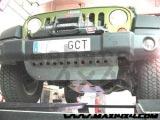Cubrecarter Jeep Wrangler JK - En acero o duraluminio