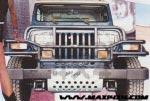 Cubrecarter Jeep Wrangler YJ/TJ - En acero o duraluminio