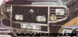 Cubrecarter Nissan Patrol 160/260  - Fabricado en Acero 3mm