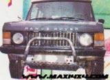Cubrecarter y Cubrebajos Land Rover Range Classic - Fabricado en Acero 3mm o duraluminio de 6 mm