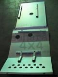 Cubrecarter y Cubrebajos Nissan Navara D40/ Nissan Pathfinder