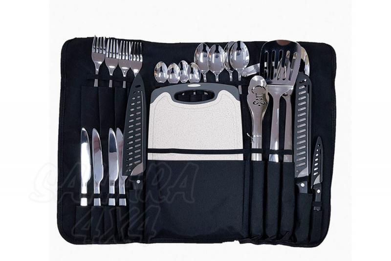 Set utensilios de cocina Clear View Accesories