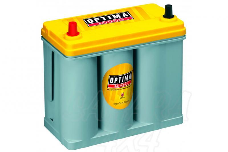Bateria optima 2.7 yellow top bateria gel YTS 2.7 12v (38Ah - 460A)