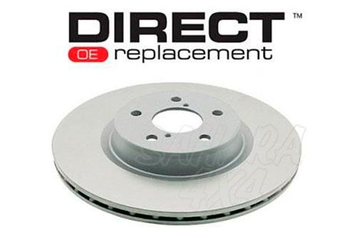 Disco de Freno DBA DIRECT para Audi Q5