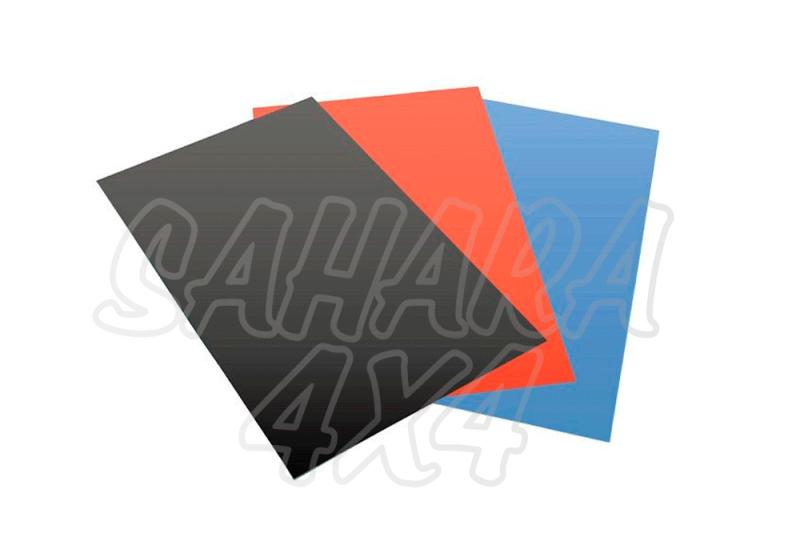 Par de Faldillas 4 mm PROFESIONALES (varios colores)