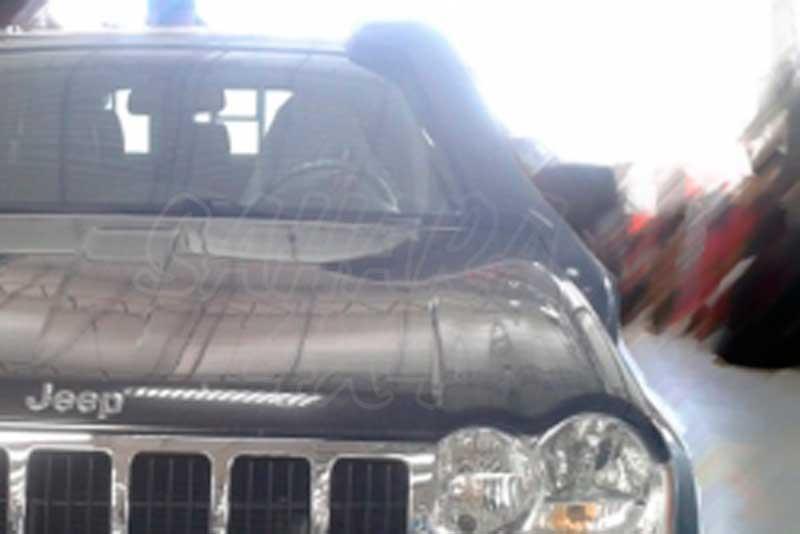 Snorkel Temko new style para Grand Cherokee 5.9 gasolina - Nuevos snorkels de fibra de vidrio, nuevo estilo + aerodinamico.