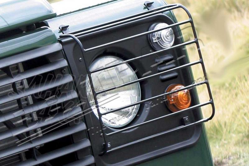 Protectores de faros delanteros Wolf Land Rover Defender - Defender 90/110  , pareja