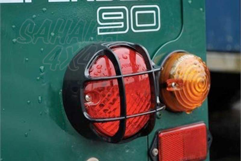 Protector de faro trasero plastico ABS Land Rover Defender - Defender,  unidad
