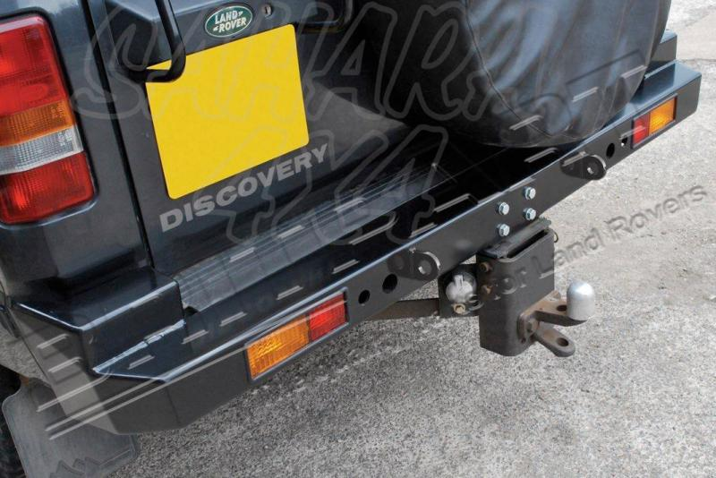 Paragolpes Trasero Acero para Land Rover Discovery I