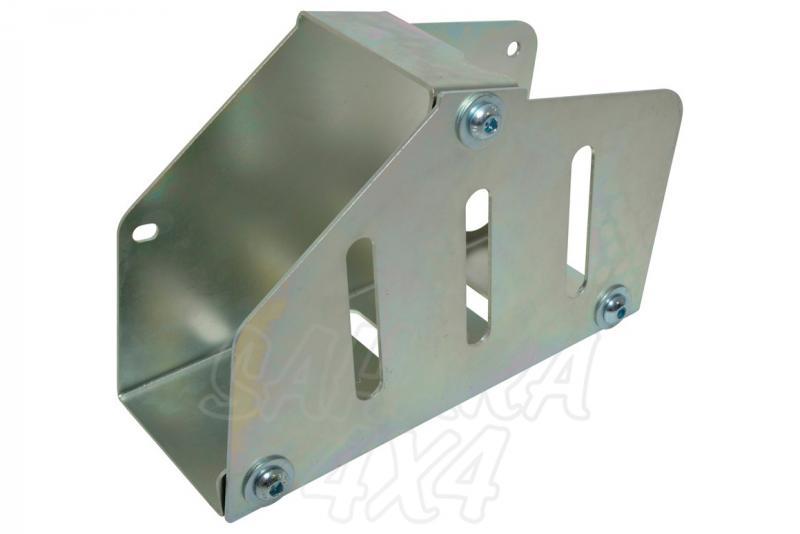 Protector enfriador de gasoil (Defender motor 2.4 tdci y 2.2 tdci)