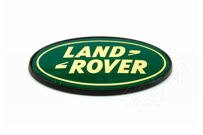 Logo Gold Land Rover Defender Range Rover Vogue