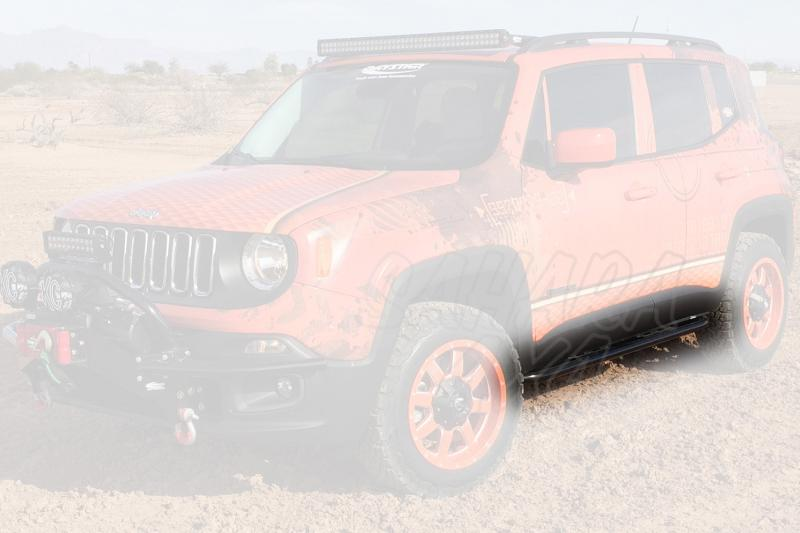 Rock Sliders laterales DAYSTAR - Jeep Renegade