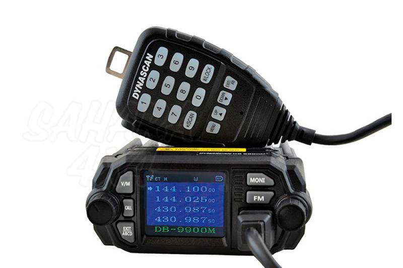 Emisora VHF/UHF Dynascan DB-990M - Emisora de 2 mts , VHF /UHF