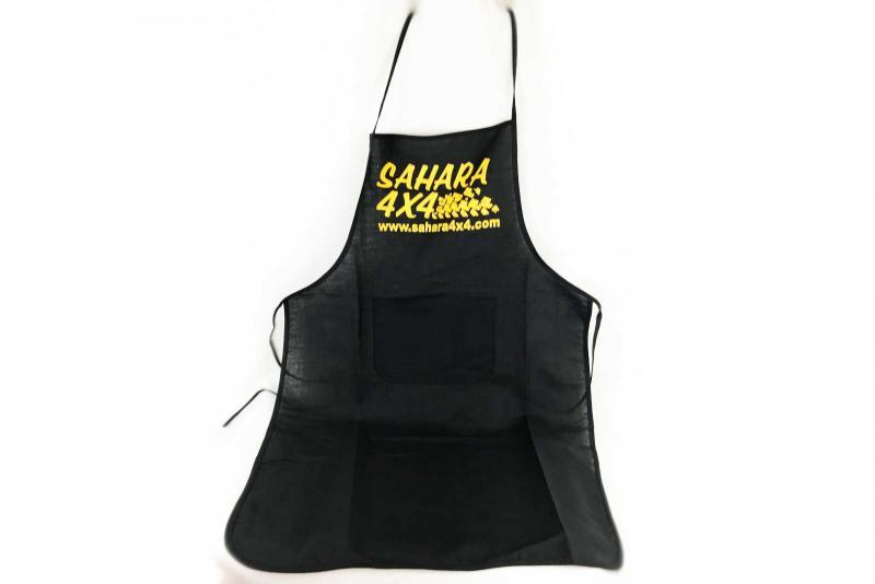 Delantal BBQ Sahara 4x4