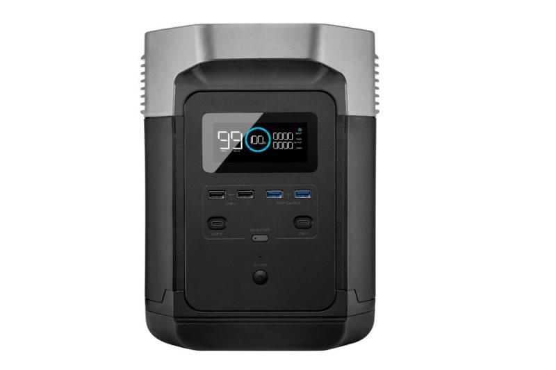 EcoFlow DELTA estacion de energia portatil