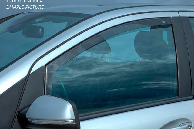 Derivabrisas (deflectores de ventanilla) Nissan Navara D-22 1997-2005/NP300 2008- - Para D-22 1997-2005 (Doble y extra cabina)