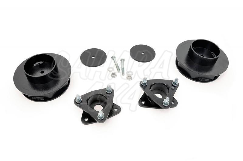 Kit elevacion Rough Country 5.08 cm para Dodge Ram 1500 4WD 09-11 - Kit Completo