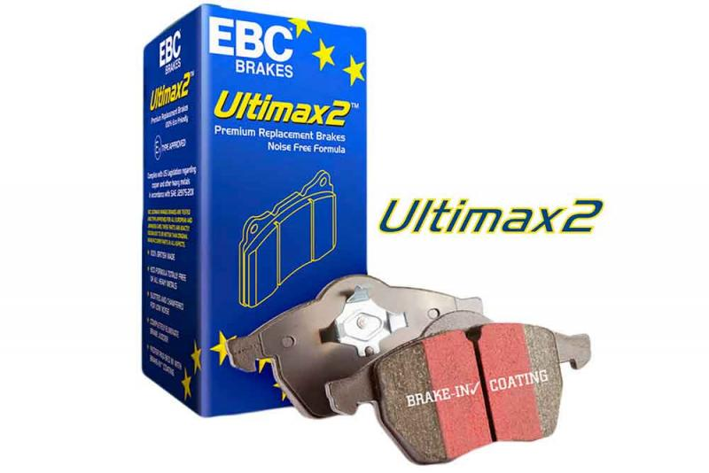 Pastillas de Freno Delanteras EBC Toyota Land Cruiser 70/73/74/75 - EBC Ultimax