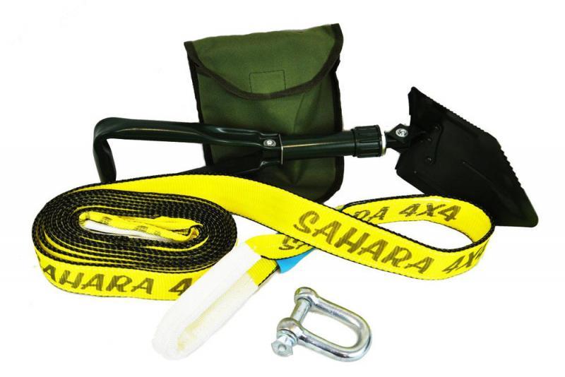 Pack de Desatasco 001 Sahara 4x4