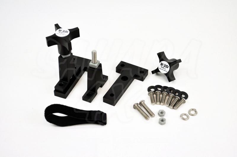 Fijación Hi-Lift de capó para Jeep Wrangler JK -
