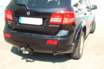 Enganche de Remolque Tipo Placa Dodge Journey 2008- - Consultar homologacion.